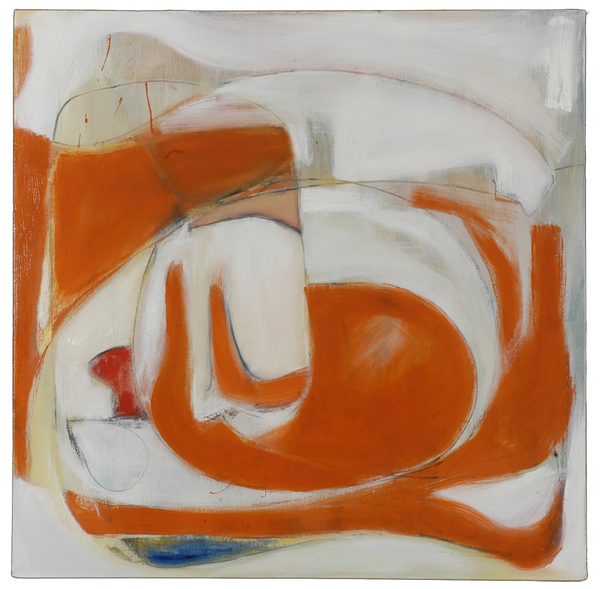 Untitled 5 (Composition in Orange)